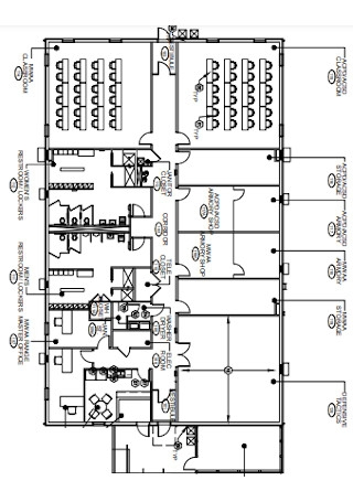 Floor Furnishing Plan