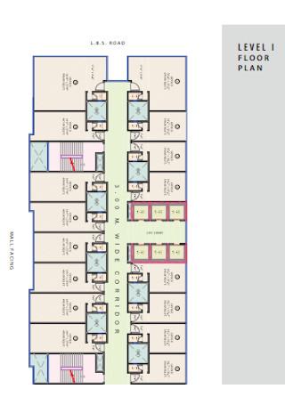 Floor Level Plan