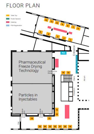 Pharmaceutical Floor Plan