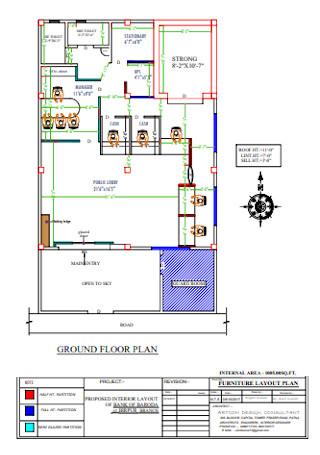 Project Ground Floor Plan