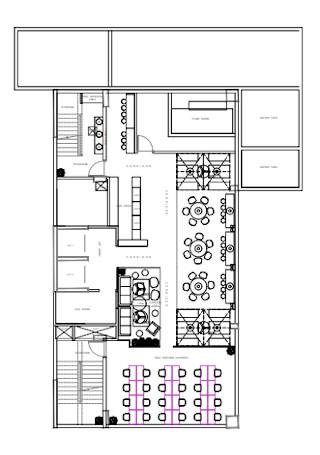 Sample Basement Floor Plan