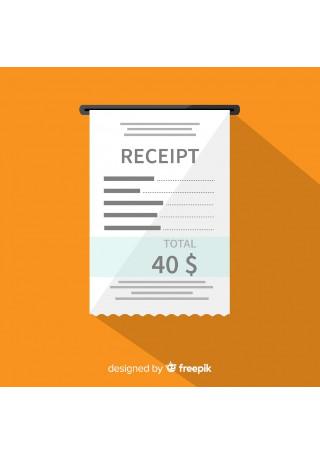 35+ SAMPLE Tenant Receipts in MS Word | PDF