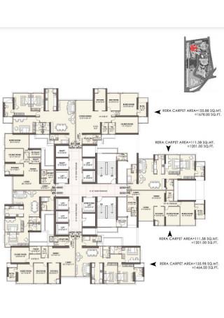 Typical Floor Plan Template