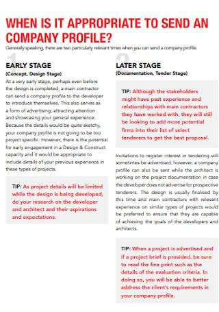 Basic Company Profile