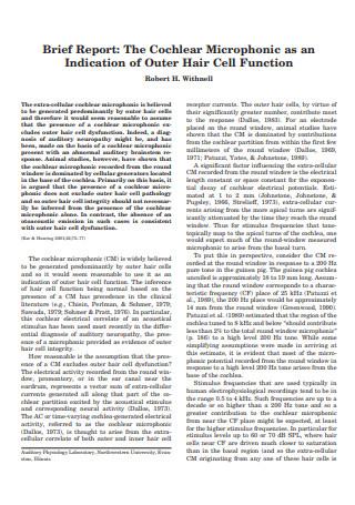 Brief Report in PDF