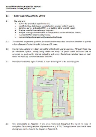 Building Survey Report