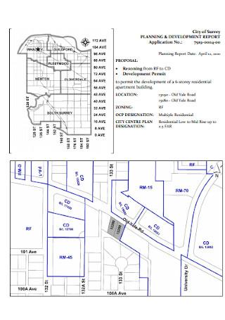 City of Surrey Planning Report