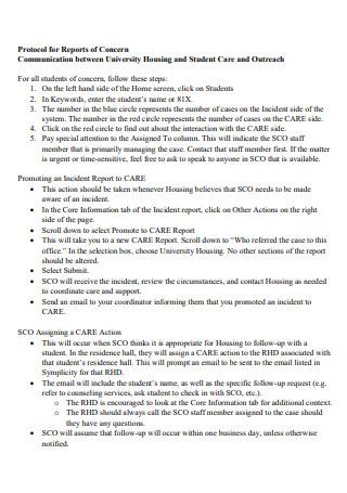 Communication Protocol Report