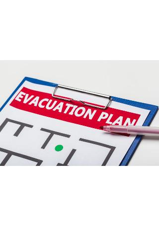 41+ SAMPLE Evacuation Plan in PDF | MS Word