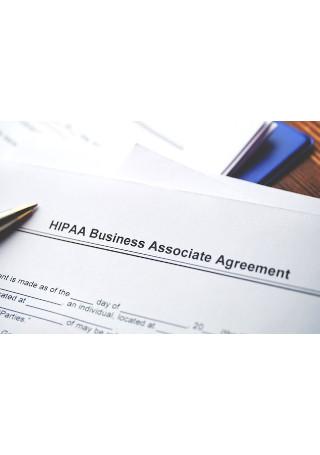 18+ SAMPLE HIPAA Business Associate Agreement in PDF | MS Word