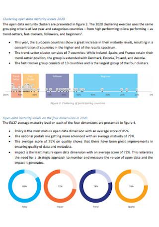 Open Data Marurity Report