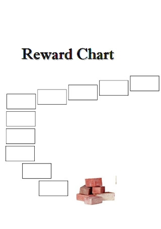 Sample Reward Chart for Kids