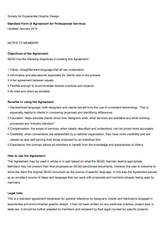 Society for Experiential Graphic Design Proposal
