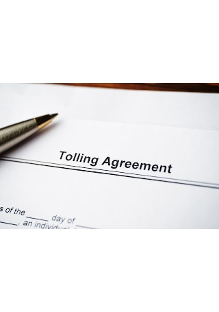 22+ SAMPLE Tolling Agreement in PDF | MS Word