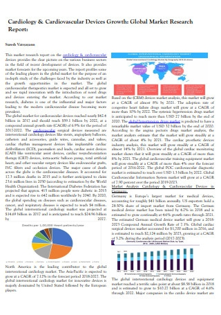 Global Market Research Report