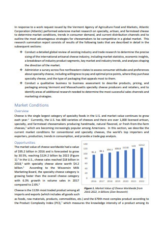 Standard Market Research Report