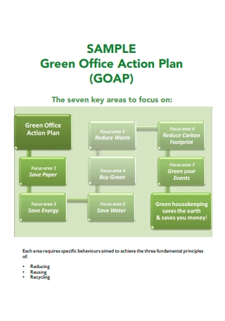Sample Office Action Plan