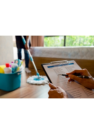 21+ SAMPLE Daily Cleaning Checklist in PDF