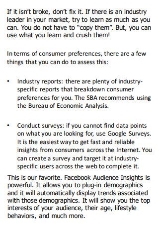 Digital Marketing Strategy to Triple Sale